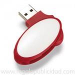 Memorias USB Publicitarias de 1GB de plástico ABS