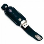 Memorias USB Slim PU Buckle 20