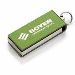 Mini memorias USB 20 giratorias