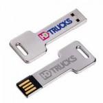 USB con forma de llave